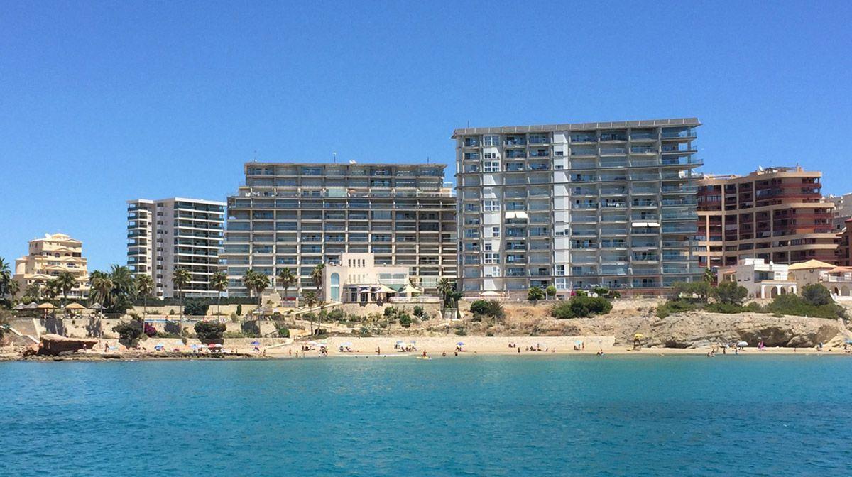 Marina Habitat Inmobiliaria Calpe - Residencial Paradero de Ifach - Foto 3