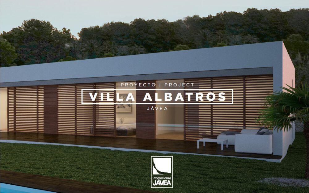 Nuevo Proyecto Villa Albatros