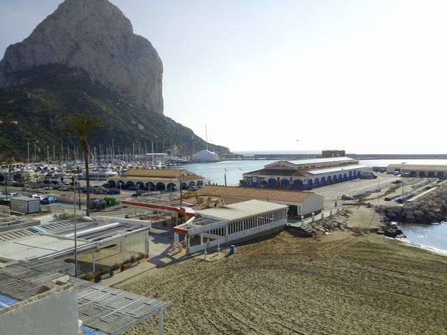CALPE PORT AREA APARTMENT- REF. VPO19